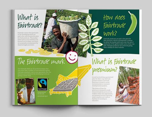 Fairtrade literature