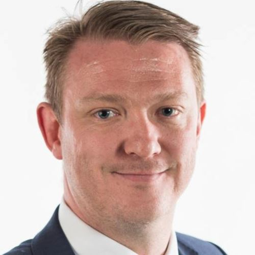 Rob Hughes, new Managing Director of Brandex Media.